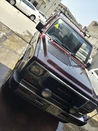 daihatsu rocky engine daihatsu rocky 1986 for sale in lahore pakwheels