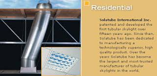 Solar Tube Lights by Solatube Skylights Inhabitat Green Design Innovation