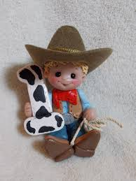 cowboy cake toppers cowboy birthday cake topper decoration christmas ornament