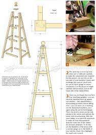 3166 garden obelisk plans outdoor plans rostorn pinterest