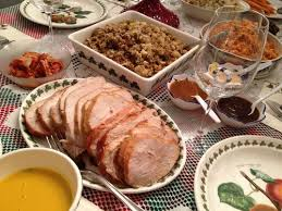 thanksgiving dinner in different countries what s yours
