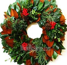 fresh rosemary wreath buy at wholesale price
