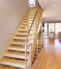 Steel Banister Rails A Stainless Steel Railing System Offers A Lesson In Strength Dwell