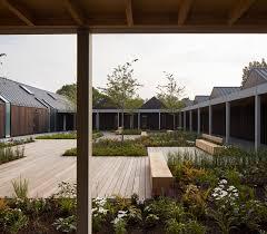 vajrasana buddhist retreat walters u0026 cohen architects archdaily