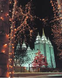 christmas lights at temple square mormon women about lds life