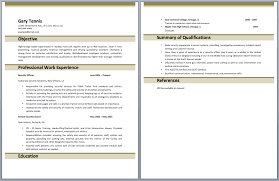 Facility Security Officer Resume Warehouse Security Officer Resume U2013 Best Resume Examples