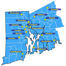 map of ma and ri submit a review for d oliveira associates