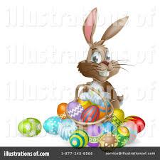 easter bunny clipart 1162780 illustration by atstockillustration