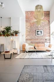 Modern Brick Wall by Best 25 Brick Wall Kitchen Ideas On Pinterest Exposed Brick