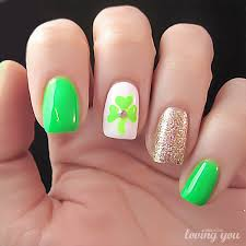 1000 images about st patricks day nail designs on pinterest irish