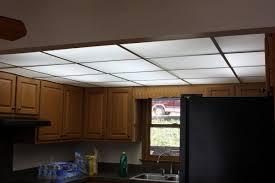 Kitchen Drop Ceiling Lighting Kitchen Drop Ceiling Remodel Rapflava
