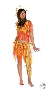 Halloween Costumes Pocahontas Summer Nymph Fire Goddess Costume Halloween Costumes