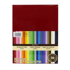 recollections essentials cardstock paper 8 5 x 11