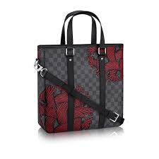 tadao damier graphite canvas bags louis vuitton tadao damier graphite canvas in men s bags collections by louis vuitton