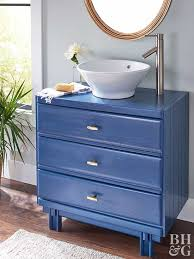 Dresser Into Changing Table How To Turn An Dresser Into A Beautiful Bathroom Vanity