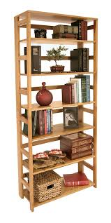 Oak Bookcases With Doors by Top 13 Folding Bookcases And Bookshelves Of 2017 For Your Home