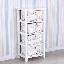 brown storage wicker basket cabinet u2022 storage cabinet design