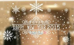 New Year Home Decorations 2016 by 0704 12
