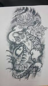 japanese tiger tattoo designs tattoo designs by joseph gilland