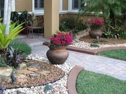 tropical rock garden home design ideas 14154