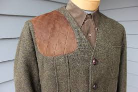 shooting sweater vintage 1960 s orvis s shooting jacket modified