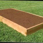 4x8 Raised Bed Vegetable Garden Layout Designing A Vegetable Garden With Raised Beds