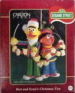 sesame ornaments american greetings muppet