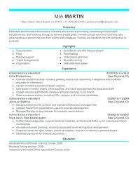 summary for resume here are resume summary sles goodfellowafb us