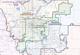 Broomfield Colorado Map by Support Science