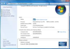 cara aktivasi windows 7 windows 7 loader 1 7 bagas31 com