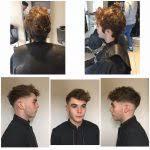 permed hair in wellingborough avant garde hairdressing wellingborough northtonshire