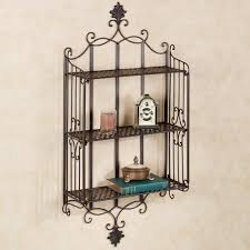 Iron Wrought Wall Decor Wrought Iron Wall Shelf Wrought Iron Wall Shelf Wayfair Wrought