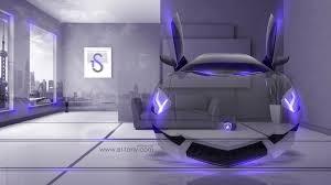 lamborghini purple 2017 lamborghini aventador crystal home fly car 2017 ino vision
