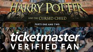 ticketmaster verified fan harry potter ticketmaster s verified fan blocks bots but frustrates fans of harry