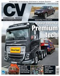 volvo trucks india commercial vehicle india june 2016 by augusto dantas issuu