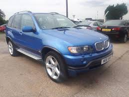 Bmw X5 90 000 Mile Service - used bmw x5 2003 for sale motors co uk