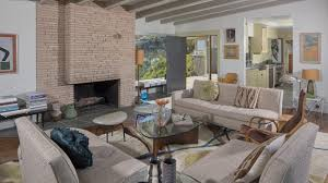 mid century modern home for sale in hollywood hills