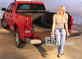 Chevy Silverado Truck Bed Liners - access tonneau cover with bedrug