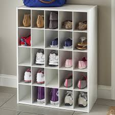 closet shoe organization 12 pair organizer shoes container store
