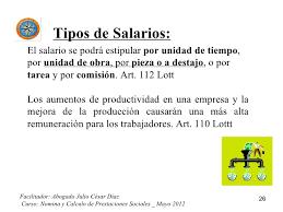 calculo referencial de prestaciones sociales en venezuela nomina y calculo de prestaciones sociales