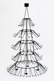 tree wine bottle display rack 3912