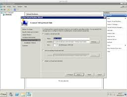 Used To Create A Virtual by How To Install Centos 6 Fedora Or Red Hat On Microsoft Hyper V