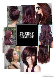 brown cherry hair color best 25 dark cherry hair ideas on pinterest dark burgundy hair