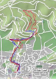 10 Km Landschaftslauf 29 Int Bad Pyrmont Marathon 2018