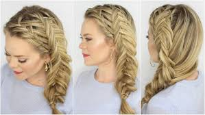 inverted braid hairstyles fade haircut