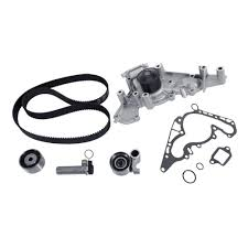 lexus v8 water pump auxmart timing belt kit with water pump tkt021 for toyota lexus