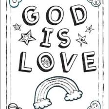 coloring child god kids drawing coloring pages