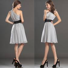 silver dresses for wedding bridesmaid dresses fall picture more detailed picture about