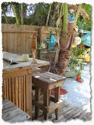 Tropical Backyard Designs Triyae Com U003d Tiki Bar Backyard Pictures Various Design