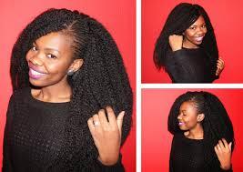 crochet styles with marley hair i finally got crochet braids amma mama